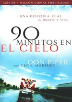 Libro 90 Minutos en el Cielo