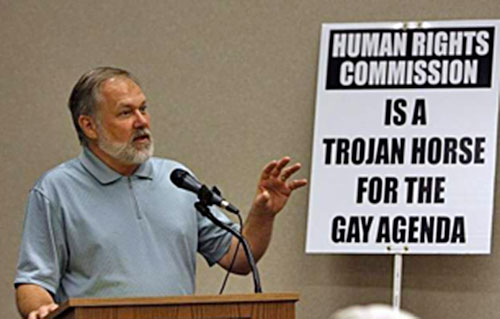 catholic pastor says gays must be killed