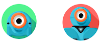 dot and dash icons