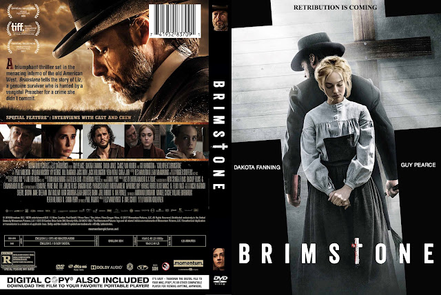 Brimstone DVD Cover