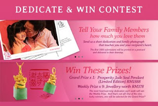 pohkong - CONTEST - [ENDED] Win Poh Kong pendant worth RM1,888