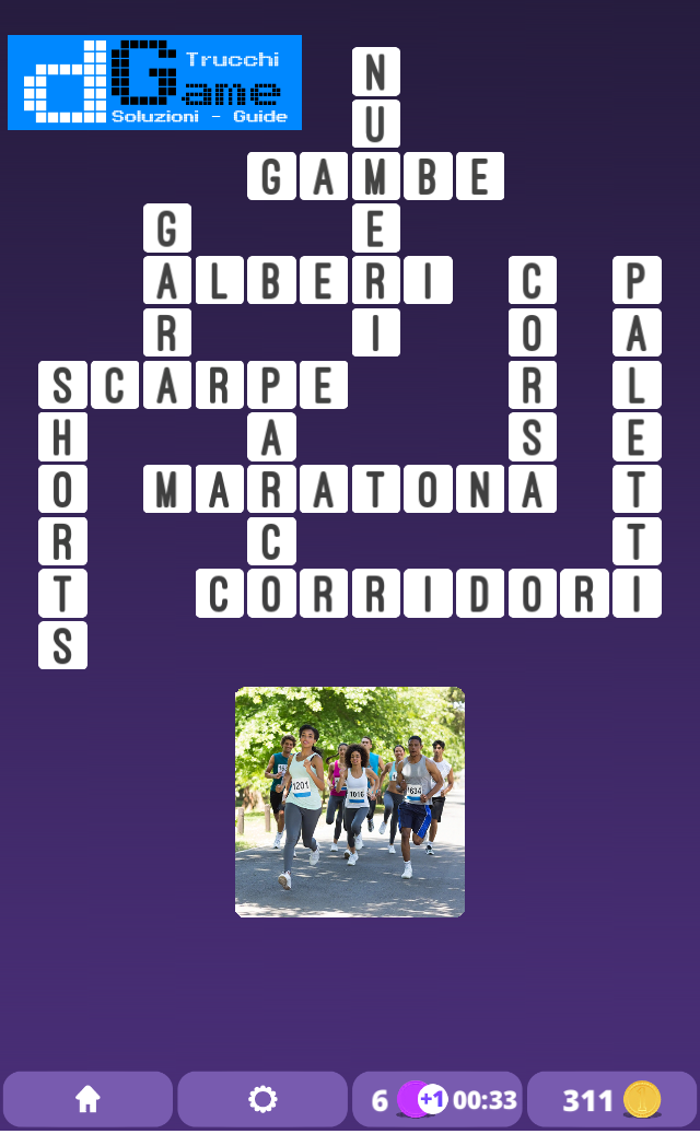 Soluzioni One Clue Crossword livello 5 schemi 5 (Cruciverba illustrato)  | Parole e foto