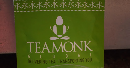My Sunday cuppa with Teamonk Global