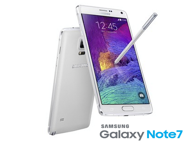 Samsung Galaxy Note 7 with Excellent Features