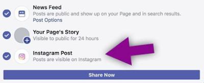 Facebook dan Instagram Mengaktifkan Fitur Saling Berbagi Anda kedua akun tersebut, Instagram terbaru, facebook terbaru, kabar facebook, sosial media, informasi, Iwanrj.com