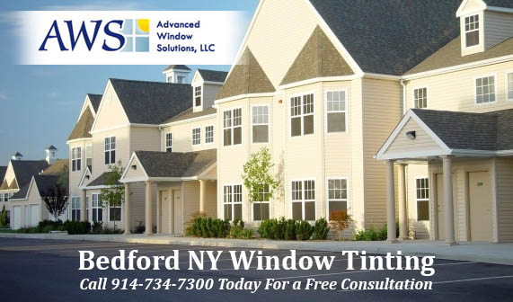 Bedford NY Window Tinting