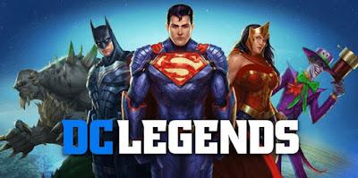 DC Legends: Battle for Justice Mod Apk (Damage/All rooms) Download
