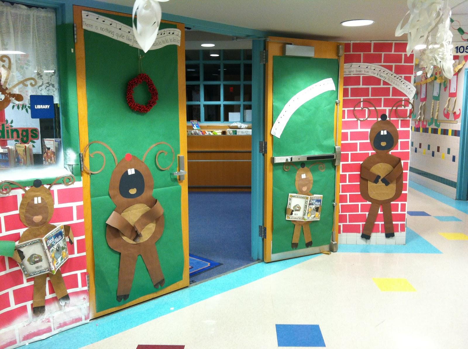 Kindergarten Door Decoration Ideas Nice Home Design