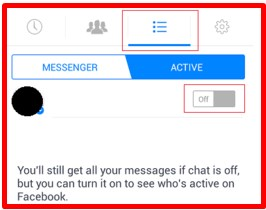 How to appear offline on facebook messenger 2017