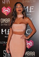 Nicole Scherzinger best red carpet dresses at Ibiza Global Gift Party in Spain