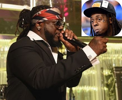 T-Pain Suing Lil Wayne Over 'Tha Carter III'