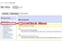 how to change mobile number in ebay after payment