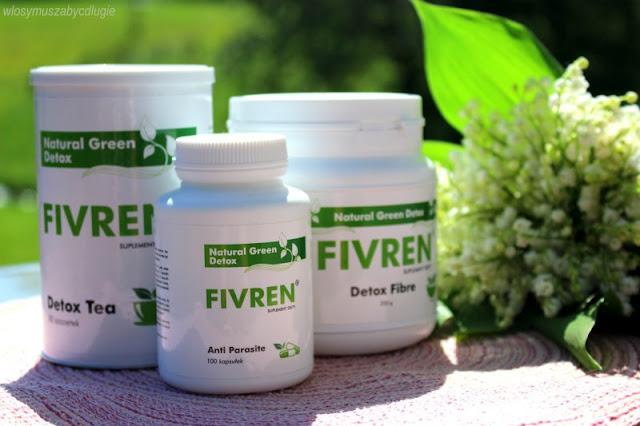 Kuracja FIVREN – Kompleksowe oczyszczanie i detoks organizmu
