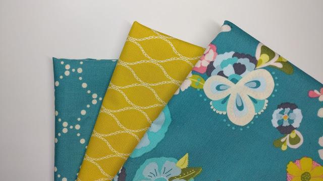 Art Gallery Fabrics by Bari J