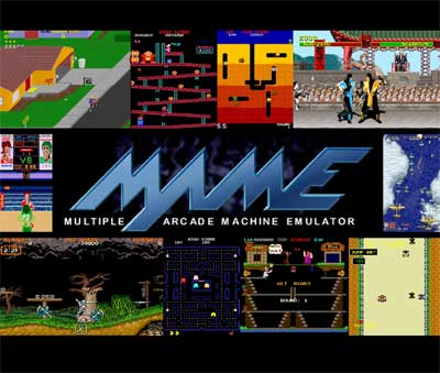 Mame Roms Pack Retropie