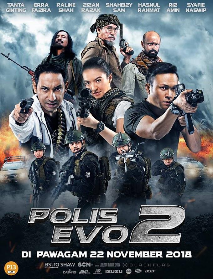 Review Filem Polis Evo 2