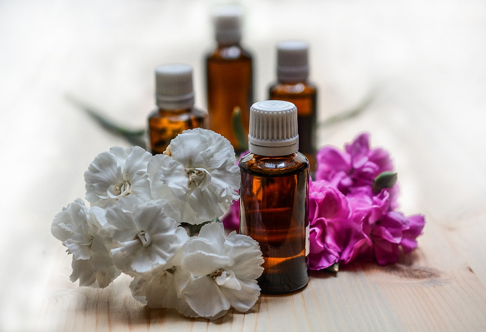 Essential Oils To Repel Spiders