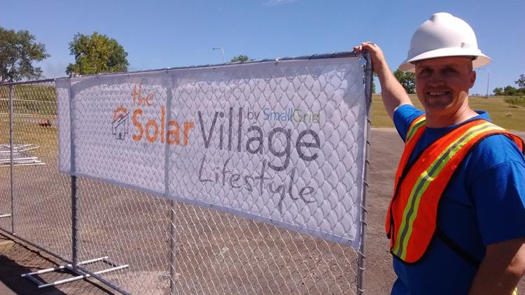 Modular Home Builder Solar Home Factory Begins 8 Million