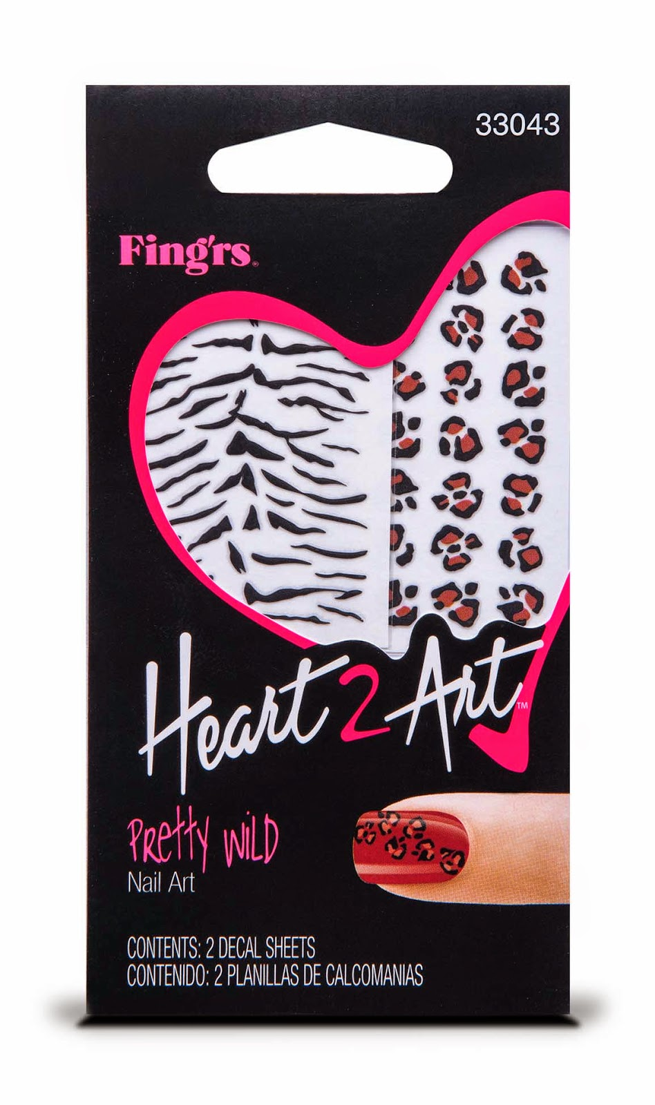 Heart2Art - Pretty Wild