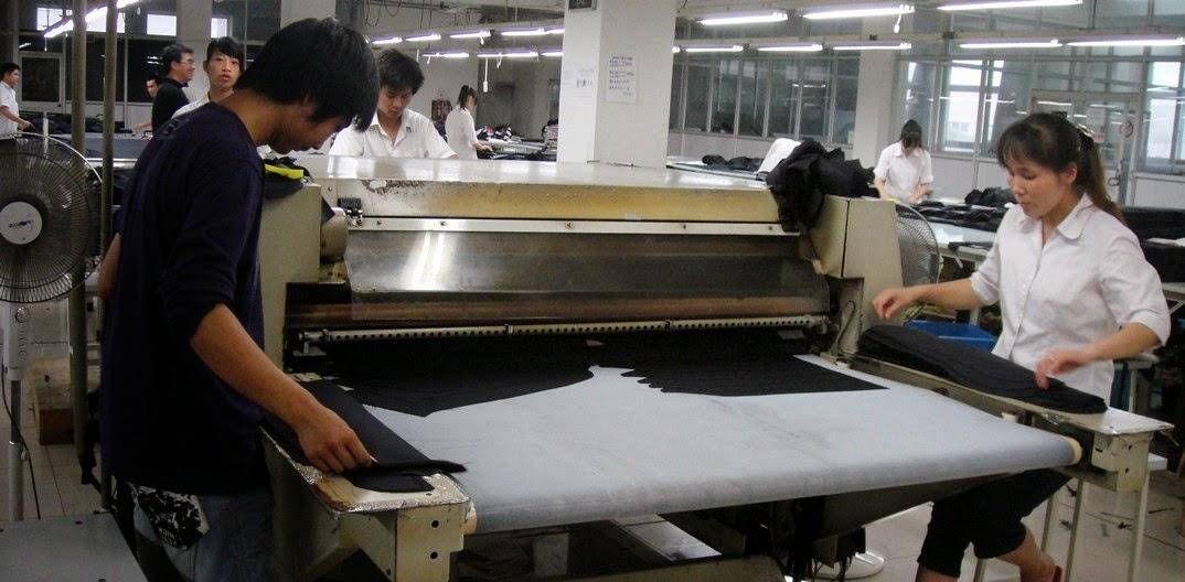 Programa de textilizaci n ciencias textiles cap tulo - Planchas industriales para ropa ...