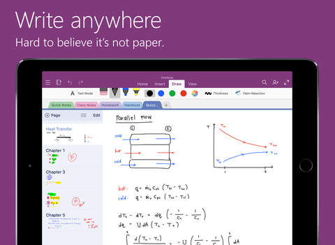 OneNote best windows 10 apps