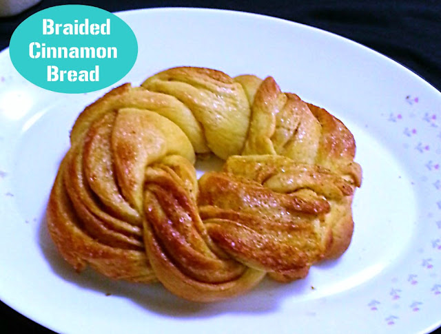 Braided Cinnamon Bread Recipe @ treatntrick.blogspot.com