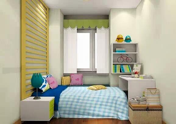 baik pada malam hari maupun siang hari mustahil lepas dari sebuah rumah Ajundi14 - 63 Contoh Dekorasi Kamar Tidur Anak Laki-Laki Minimalis Sederhana