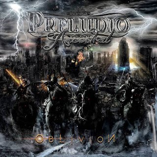 "Preludio Ancestral - ""King of Silence"" (audio) from the album ""Oblivion"""