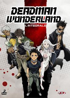 Deadman Wonderland Subtitle Indonesia BD + OVA