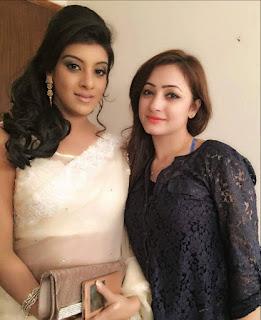 Sadia Islam Mou With Sumaiya Zafar Suzana