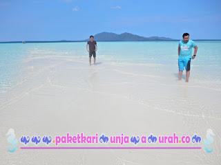 pantai gosong pasir karimunjawa