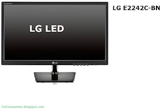 LG E2242C-BN LED LCD monitor specifications