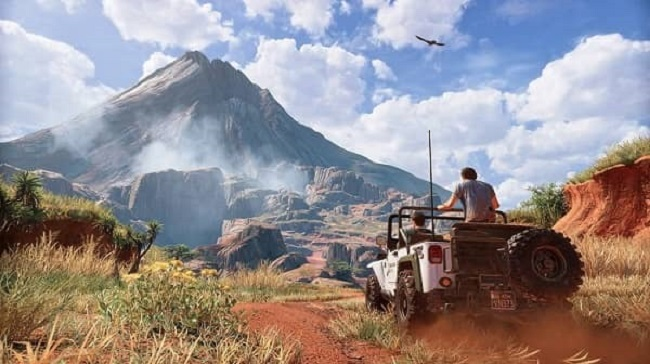Download Uncharted 4 A Thief's End v1.32 PS4 Hen [PKG]