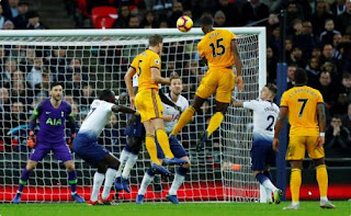 Tottenham Hotspur vs Wolverhampton Wanderers 1 - 3 Video Gol & Highlights