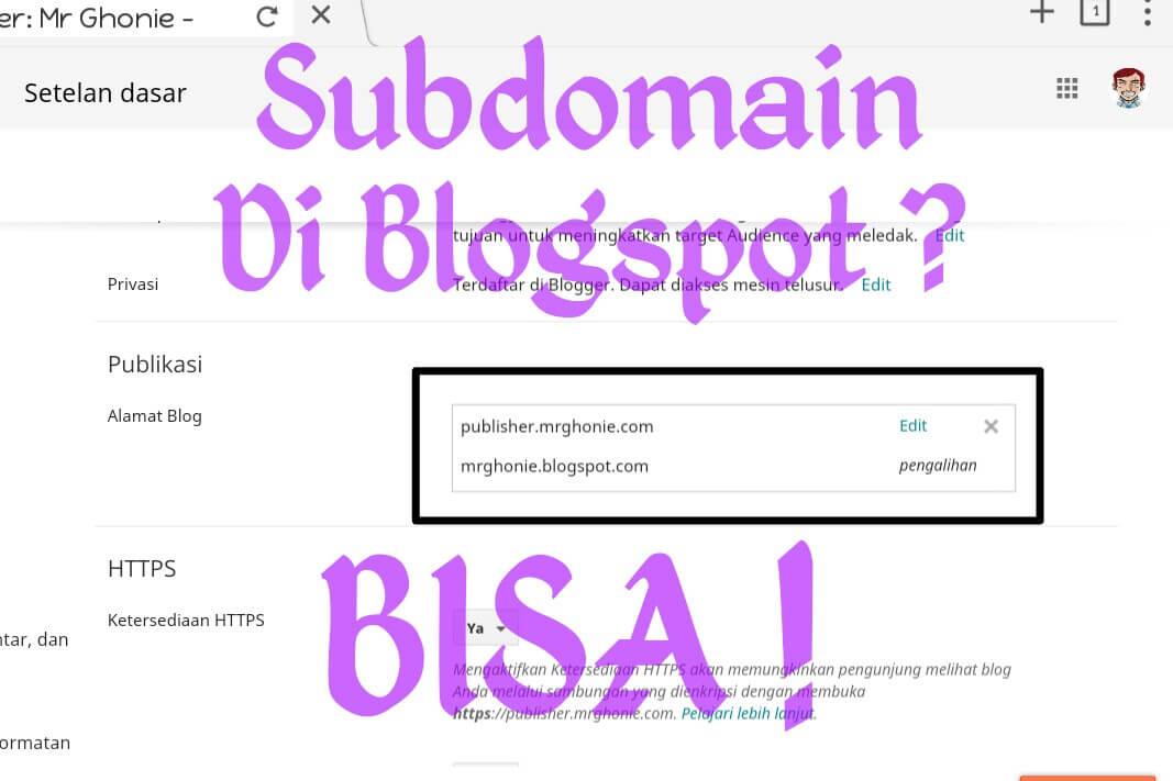 mrghonie-subdomain-blogger