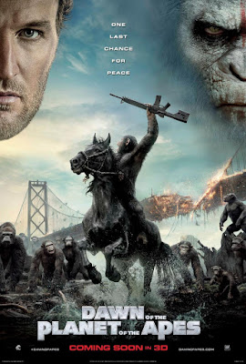 Dawn Of The Planet Of The Apes 2014 480p Blu-Ray Hindi 300mb