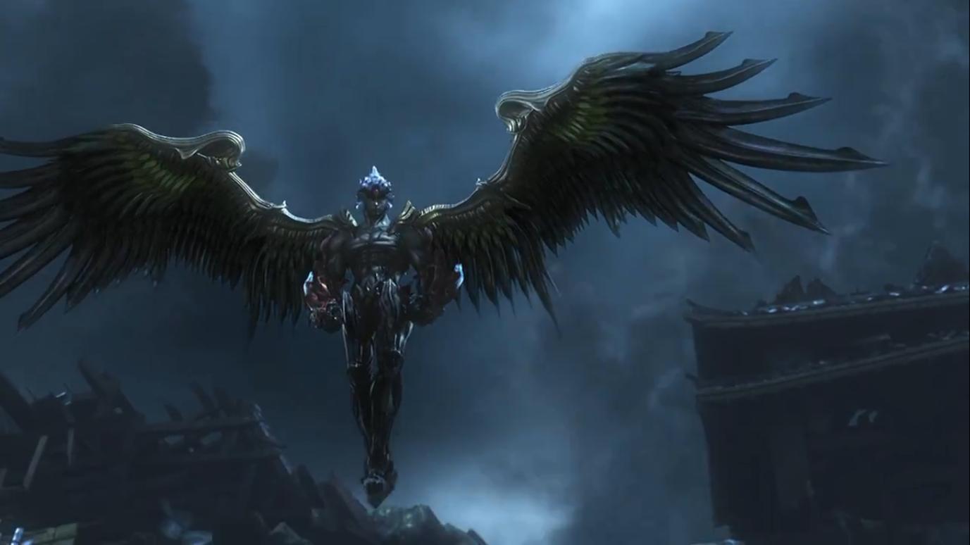 Gambar Jin Kazama Jadi Monster  7313