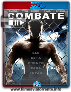 Combate Torrent - BluRay Rip 1080p 3D HSBS Dual Áudio 5.1 (2016)