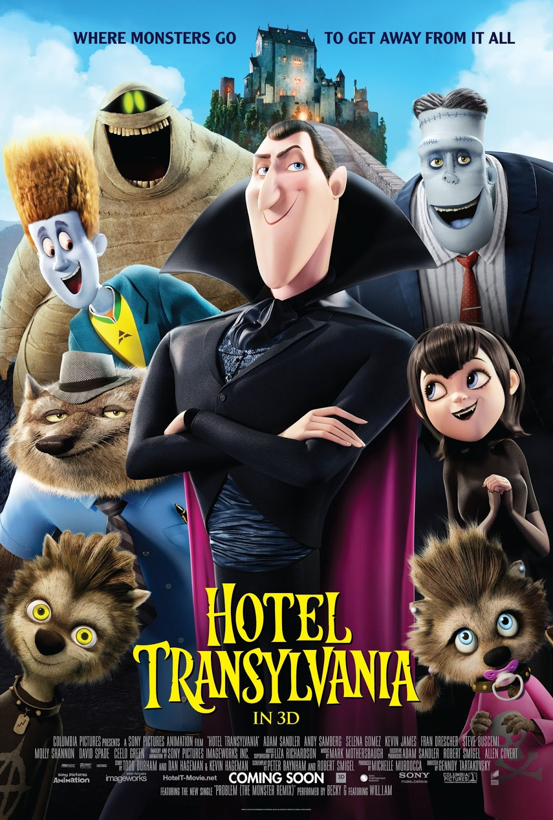 hotel transylvania monsters vacation away even need go