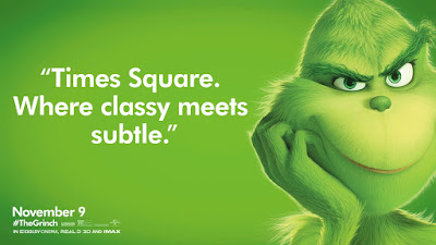 The Grinch 2018 Poster 15