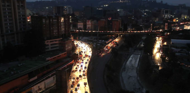 Venezuela Goes Dark In Worst Blackout In DECADES, At Least 17 People Dead