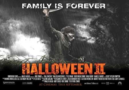 Movies Off My Shelf 27 Rob Zombie S Halloween Ii 2009 D Aaron