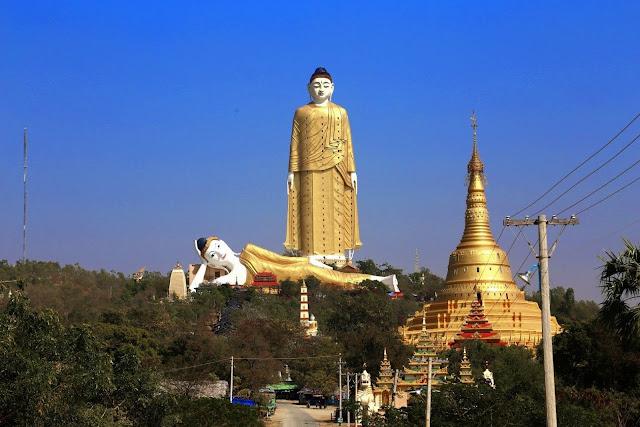 7 Patung Tertinggi di Dunia, Keren, Ternyata No.2 dari Indonesia