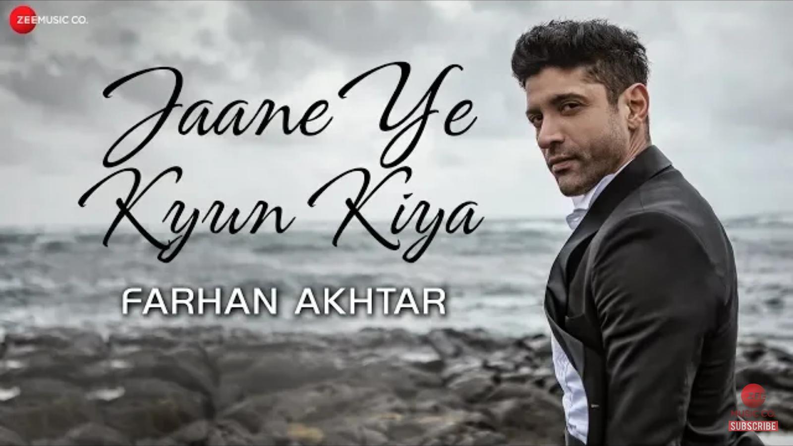 Jaane Ye Kyun Kiya Guitar Chords By Farhan Akhtar Tgtutorials