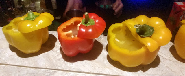 Bell Pepper Martini