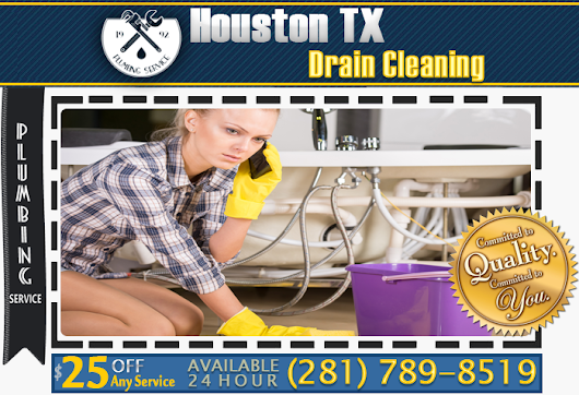 Houston TX Drain Cleaning