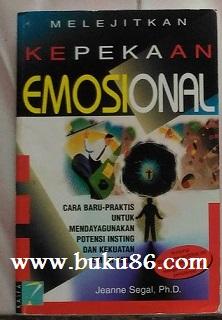 Buku Kepekaan Melejitkan Emosional Bekas