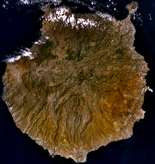 Favoritten er Gran Canaria