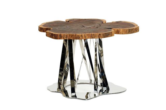 A startling Collection of Tables unveiled  by I' M center for applied arts by Punam Kalra
