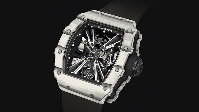 Richard Mille RM 12-01 Tourbillon Wite Quartz TPT